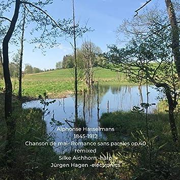 Chanson de Mai, Romance sans Paroles op.40 (remixed)