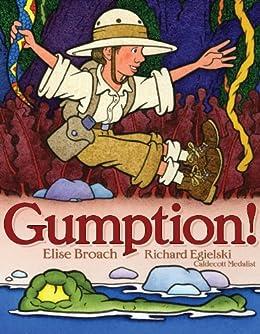 Gumption! by [Elise Broach, Richard Egielski]