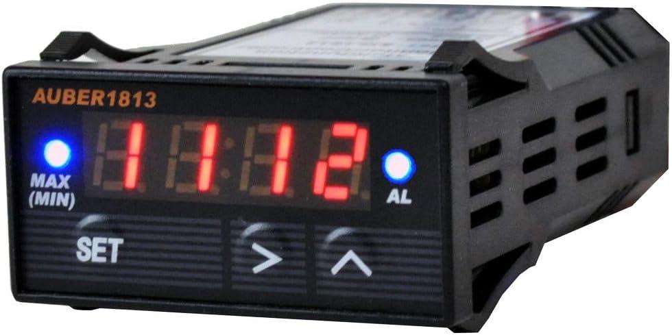 Auber OFFicial shop Instruments Automobile Multimeter for Gorgeous EGT 12V Red Boost