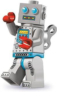 LEGO Minifiguras Coleccionables: Reloj Del Robot Minifigura (Serie