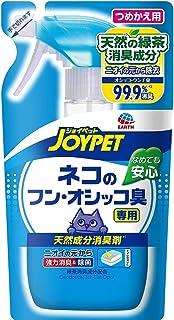 JOYPET(ジョイペット) 天然成分消臭剤ネコのフン・オシッコ臭専用詰替用 240ml