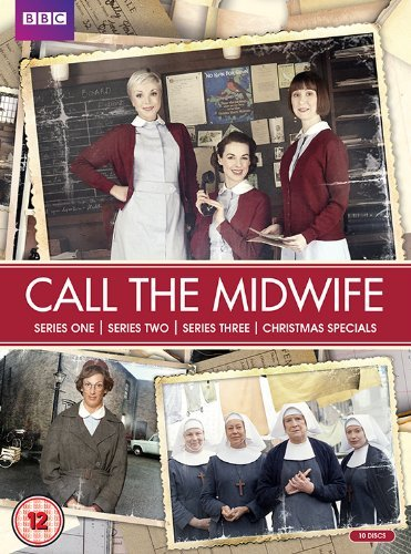 Call the Midwife - Series 1-3 Box Set [10 DVDs] [UK Import]