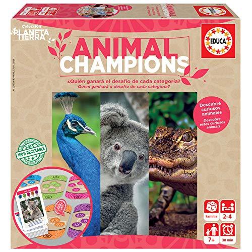 Juegos De Mesa De Animales