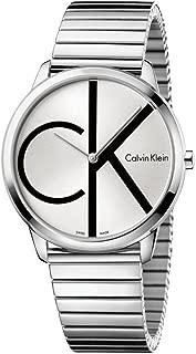 Calvin Klein Silver Dial Men's Watch K3M211Z6