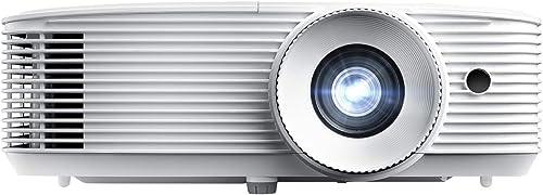 Optoma X412 XGA DLP Professional Projector | High Bright 4200 Lumens | Business Presentations, Classrooms, and Meetin...