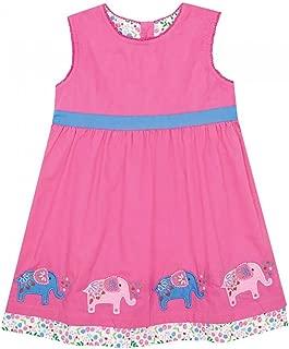 JoJo Maman Bebe Elephant Dress