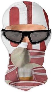 EU Variedad de Cerveza Pong Turbante Bufanda Máscara-Capucha Multifuncional Turbante-Sombreros para Actividades al Aire Libre