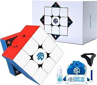 GAN 356 XS Speed Cube 3x3 Stickerless Gans 356XS Magnetic Puzzle Cube Gan356 XS 3x3x3 M