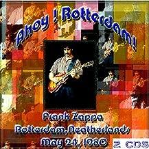 Frank Zappa - Sportpaleis Ahoy Rotterdam, the Netherlands 1980 (Cd Vinyl Look Retro Black Edition 2014)