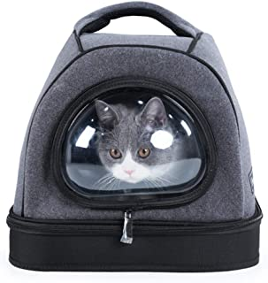 Cages, Crates & Carriers Cat Litter Closed Pet Backpack Summer Cat Tent Outdoor Portable Cat Bag Pet Travel Bag Small Pet ...