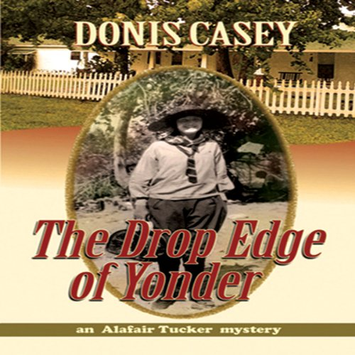 The Drop Edge of Yonder audiobook cover art