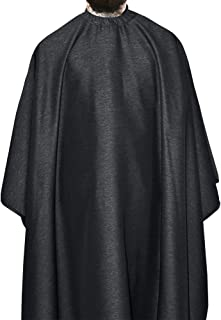 Barber Strong The Barber Cape, Gunmetal Gray