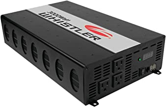 Whistler XP3000i XP Series 3,000-Watt-Continuous Power Inverter, new