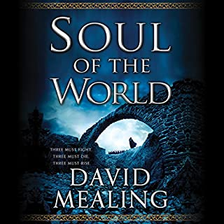 Soul of the World audiobook cover art