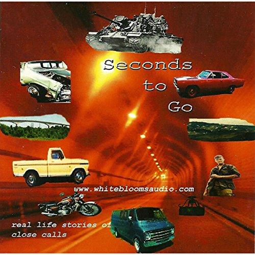 Seconds to Go audiobook cover art