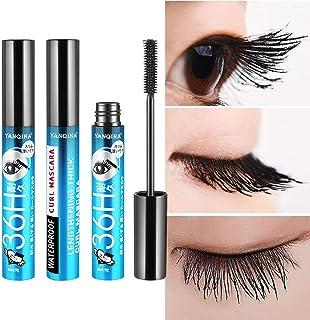 9d9fc1da40d Hohaski 2019 New Artistic Volume Mascara,Waterproof Long Black Lash Eyelash  Extension Eye Lashes Brush