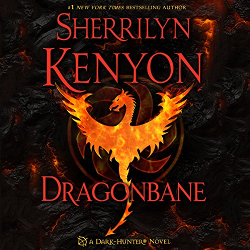 Dragonbane audiobook cover art