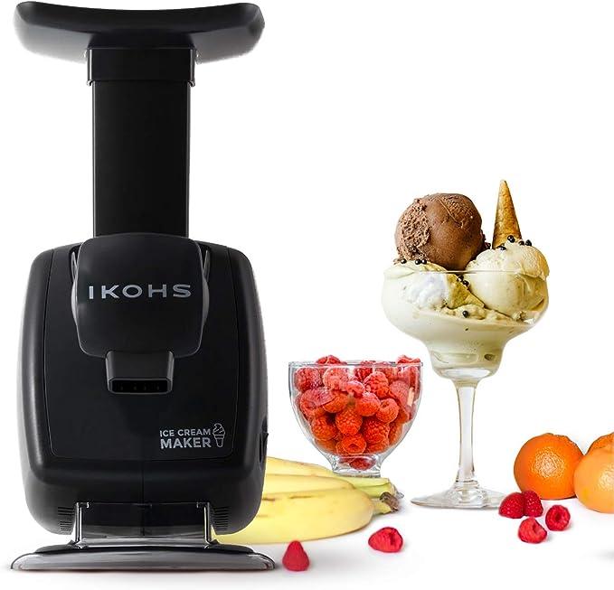64 opinioni per IKOHS HELAKI – Macchina per gelati, sopra, yogurt gelato, 250 W, senza BPA,