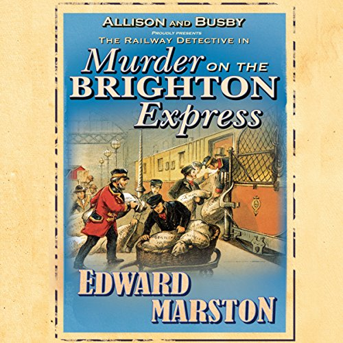 Murder on the Brighton Express cover art