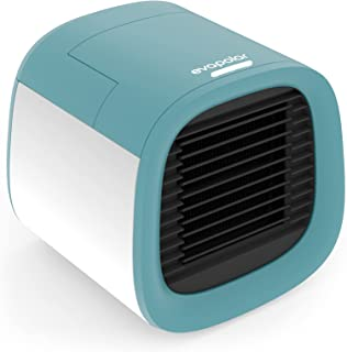 Evapolar evaCHILL EV-500 Personal Evaporative Cooler and Humidifier, Portable Air Conditioner, Desktop Cooling Fan, Ocean ...