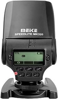 Khalia foto Meike Speedlite TTL MK320 para cámaras Digitales Olympus Panasonic Leica (Importado)