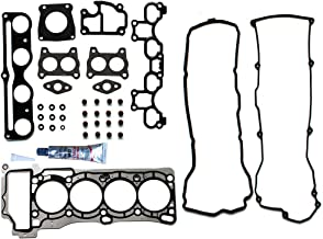 ROADFAR Cylinder Head Gasket Set Kit for Nissan Sentra 1.8L 2000-2006