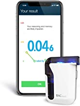 BACtrack Mobile Smartphone Breathalyzer | Professional-Grade Accuracy | Wireless Connectivity to Apple iPhone, Google & Samsung Android Devices | Apple Health Kit Integration