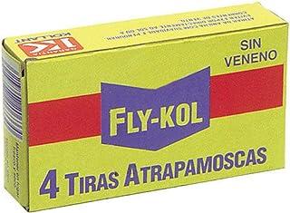 Papillon 14040130 Atrapamoscas Fly-KOL (Estuche 4 Tiras