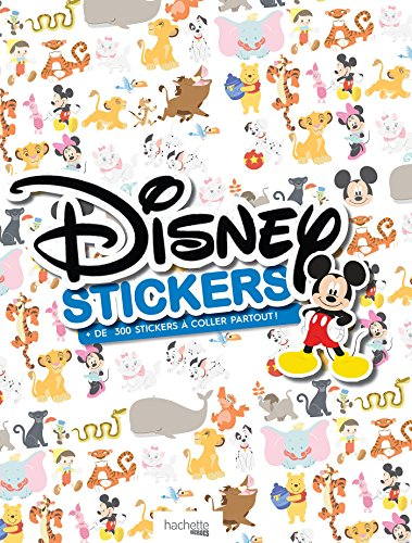 Disney Stickers (Heroes)