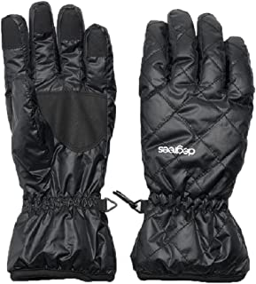 Degrees By 180's Ladies/Women's Puffy Smartphone Tec Touch Gloves
