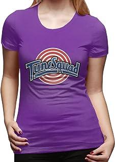 Tune SquadロゴWomans Tshirts