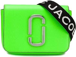 Luxury Fashion | Marc Jacobs Womens M0014569350 Green Shoulder Bag | Spring Summer 19