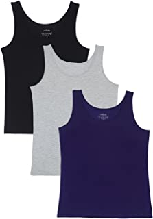 Vislivin Womens Supersoft Camisole Stretch Casual Tank Tops