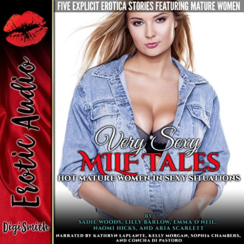 Very Sexy MILF Tales audiobook cover art