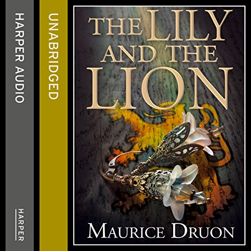 The Lily and the Lion cover art