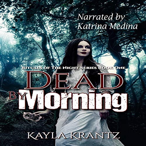 Dead by Morning audiobook cover art