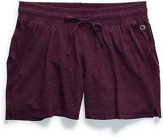 Champion Women's Heathered Jersey Short Shorts