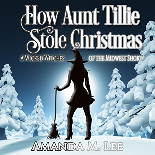 How Aunt Tillie Stole Christmas cover art