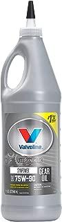 Valvoline 75W-90 SynPower Full Synthetic Gear Oil - 1qt (Case of 12) (VV975-12PK)