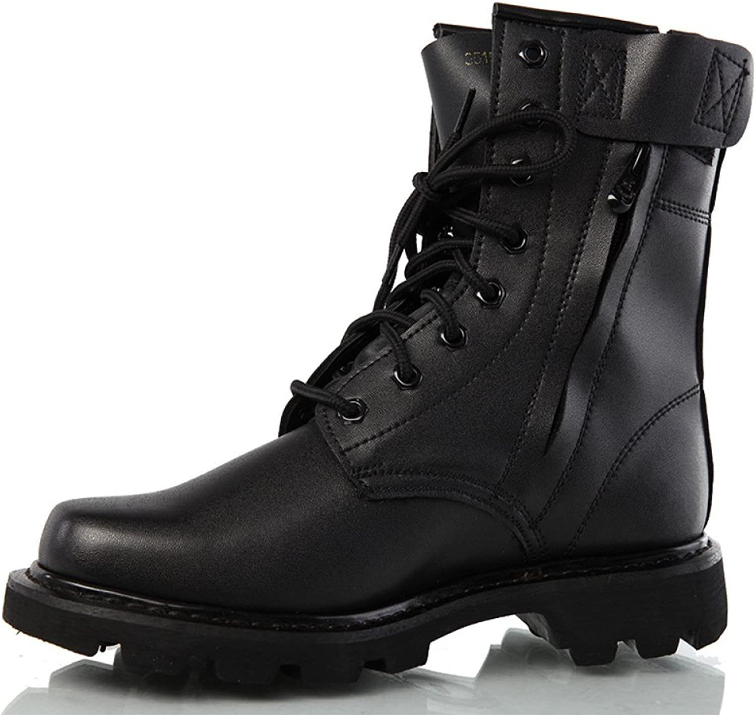 LINYI Boots Male Special Forces Martin Boots Tooling Desert Combat Boots