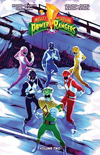 Mighty Morphin Power Rangers Vol. 2 (English Edition)