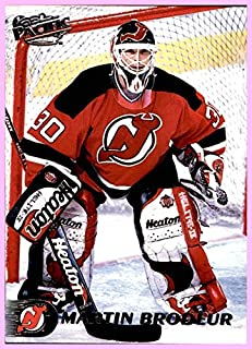 1998-99 Pacific #30 Martin Brodeur NEW JERSEY DEVILS