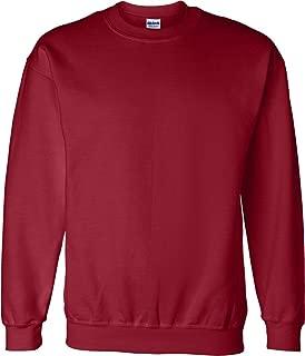 Gildan 12000 Adult Sweatshirt - Garnet - 3XL