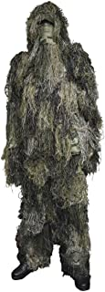Tru-Spec Camouflage Ghille Suit 100% Nomex, Woodland, Youth Large/XLarge