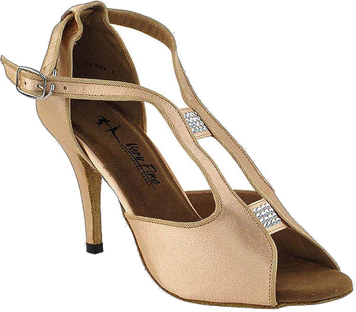 Bargain All items free shipping sale Women Ballroom Dance Shoes Tango Shoe 2825LE Party Wedding Salsa