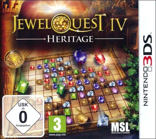 Jewel Quest IV - Heritage