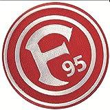 Fortuna Düsseldorf Aufnäher 'Logo' klein