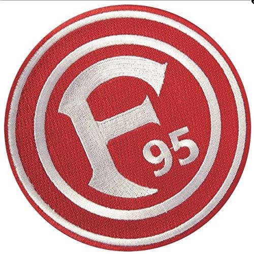 Fortuna Düsseldorf Aufnäher Logo klein