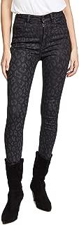 Women's Dl1961-womens-farrow Ankle-high Rise Instasculpt Skinny Jeans