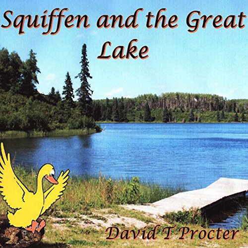 Squiffen and the Great Lake cover art